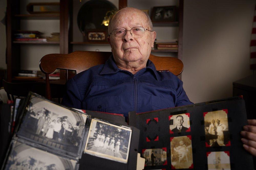 Don Davis - Korean War Veteran