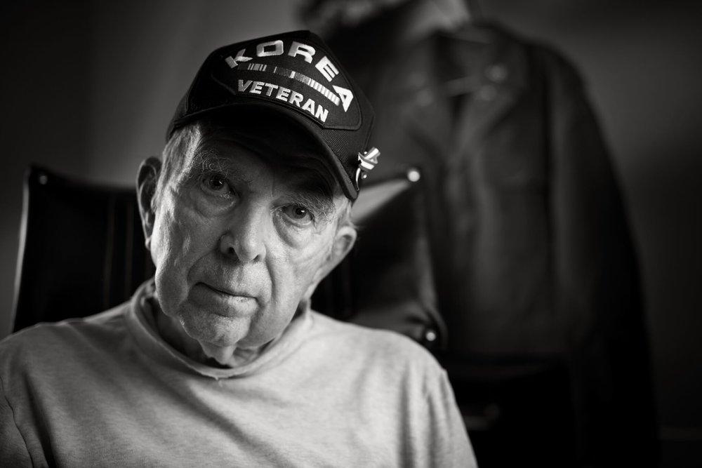Eugene Palmer - Korean War Veteran
