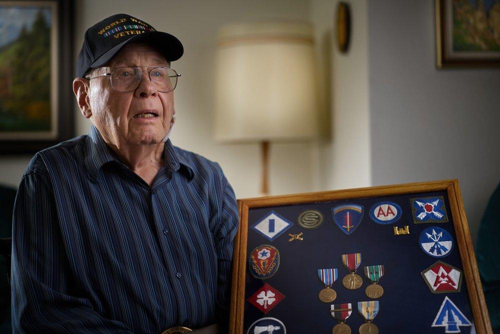 Art Libby - World War II Veteran