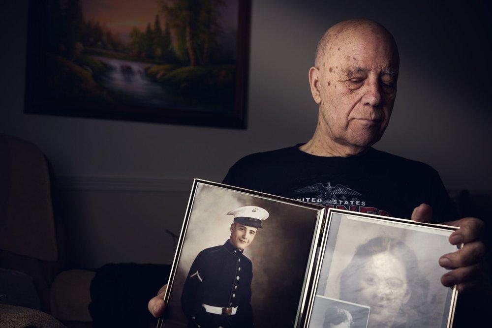 Frank Augustine - Korean War Veteran