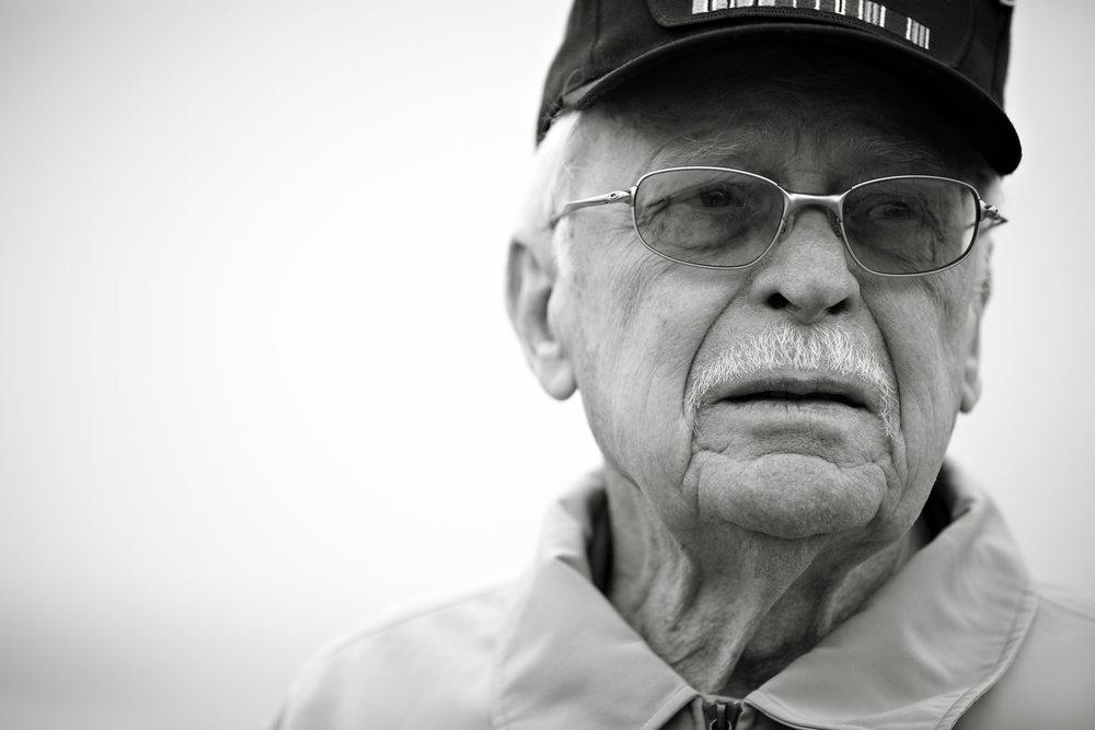 Donald Allen - World War II Veteran
