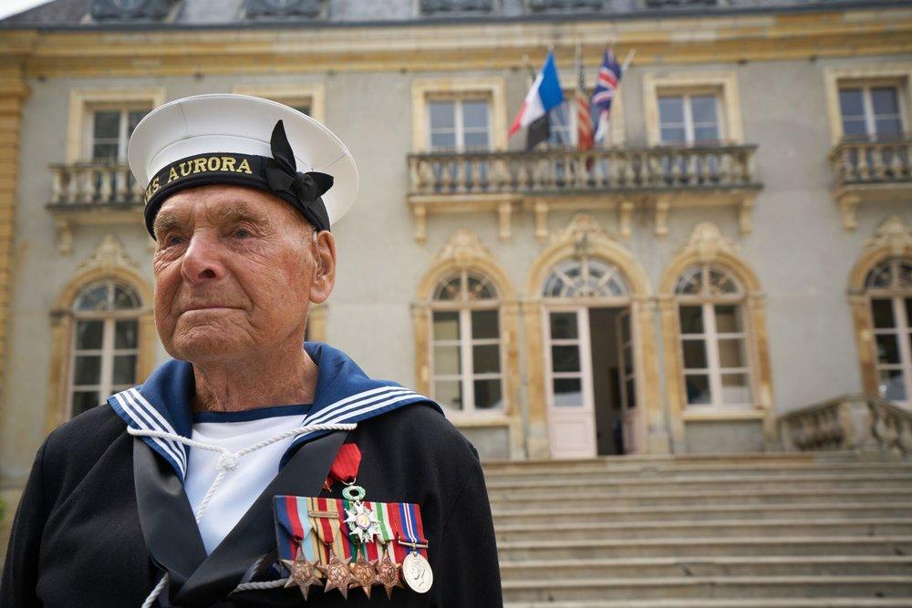 William Bunkers - World War II Veteran