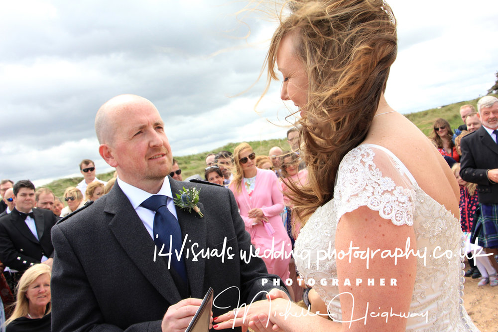 "Wedding Photography  - Wedding ""Glamping it"" at Harvest Moon Holidays, Lochhouses, Scotland"