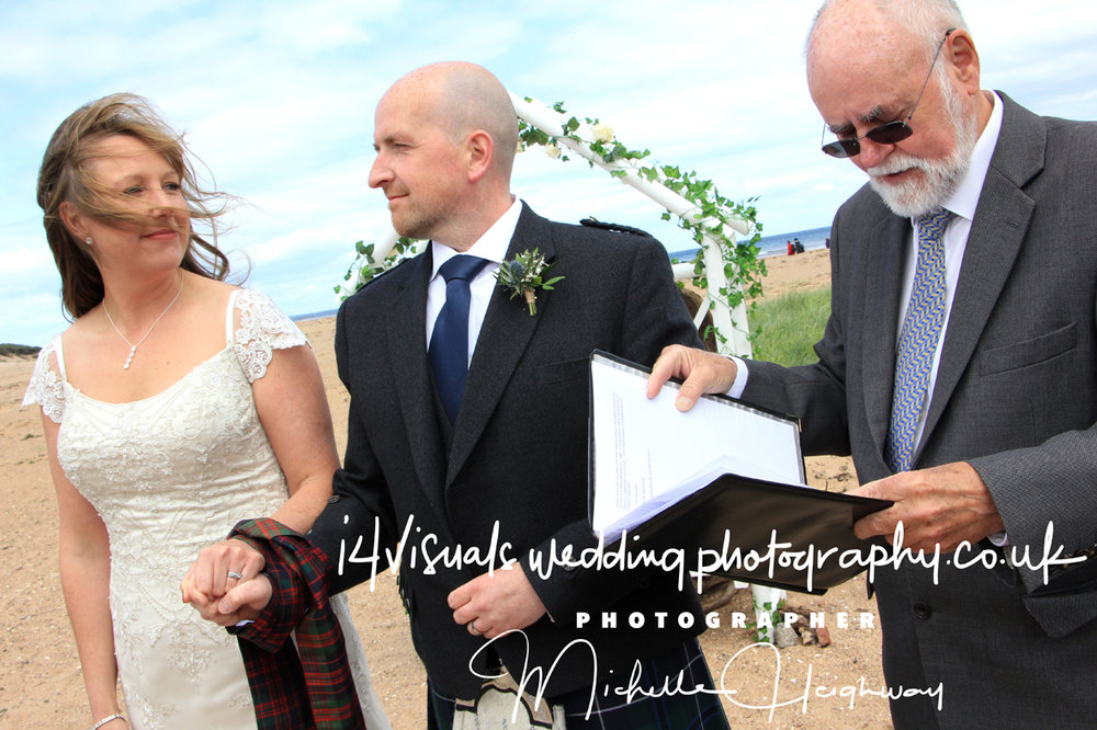 "Wedding Photographer - edinburgh  - Wedding ""Glamping it"" at Harvest Moon Holidays, Lochhouses, Scotland"