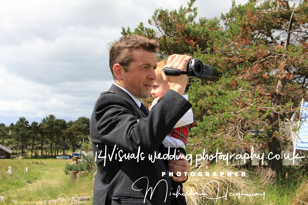 "Wedding Photographer - edinburgh  - Wedding ""Glamping it"" at Harvest Moon Holidays,"
