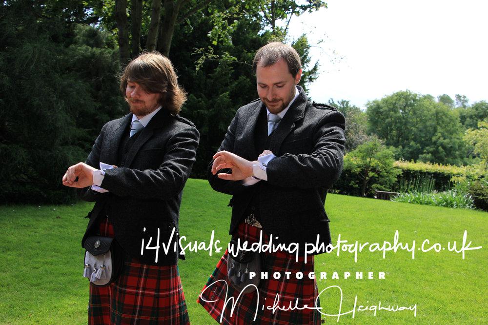 Wedding Photographer, Edinburgh