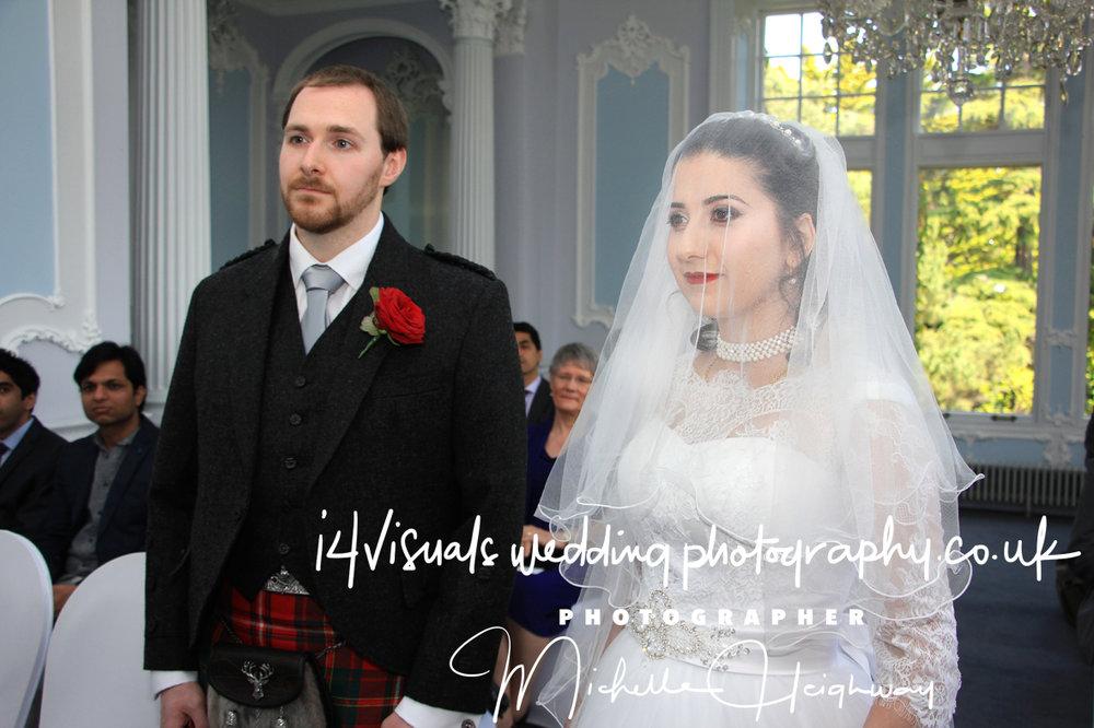 Wedding Photographer, Edinburgh Zoo