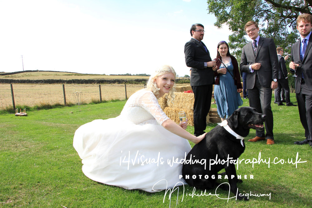 Wedding at THE CHILLI BARN - OTLEY CHEVIN ,OTLEY