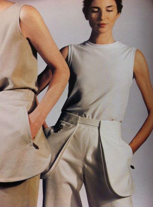 Hermès Spring/Summer 2000.