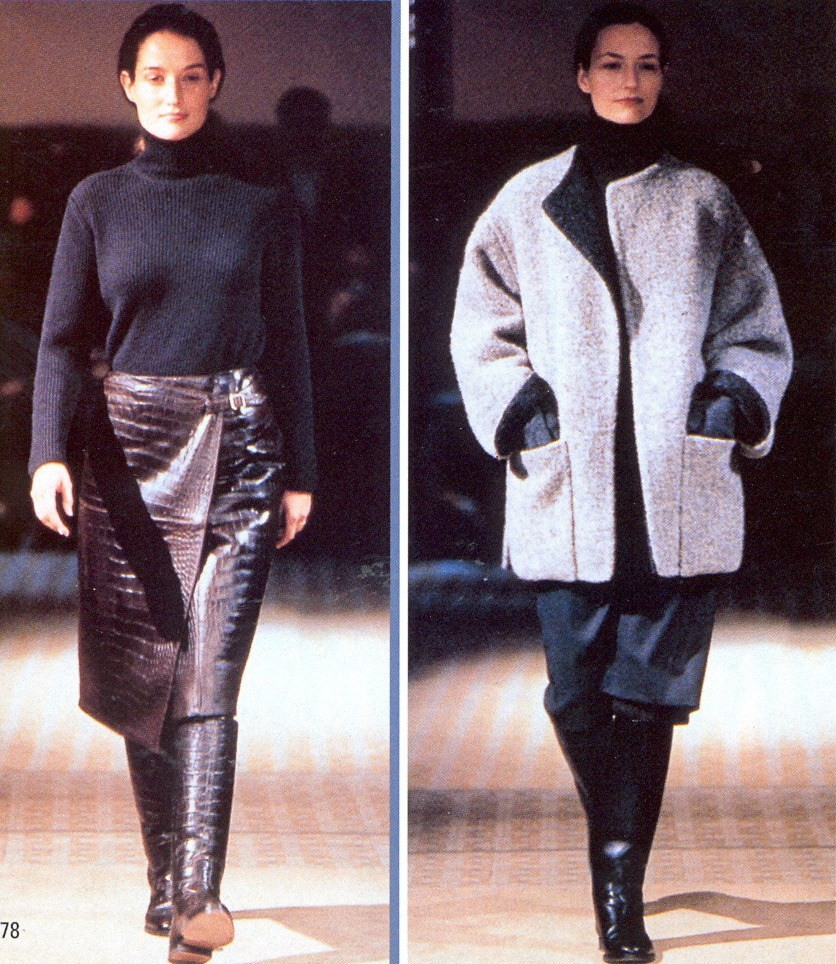 Hermès FW 2001