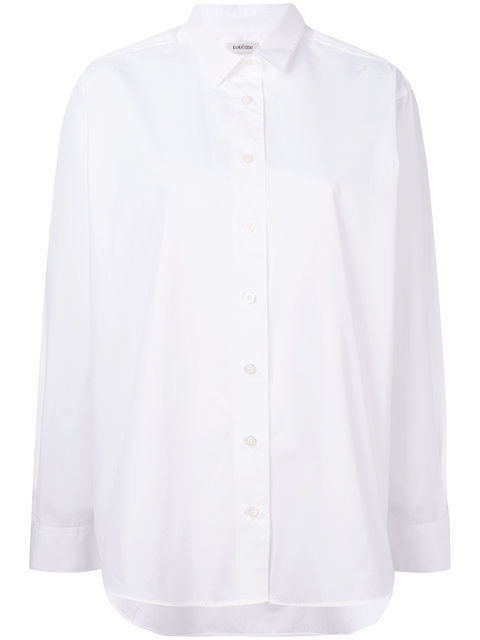 white blouse - Totême / for less