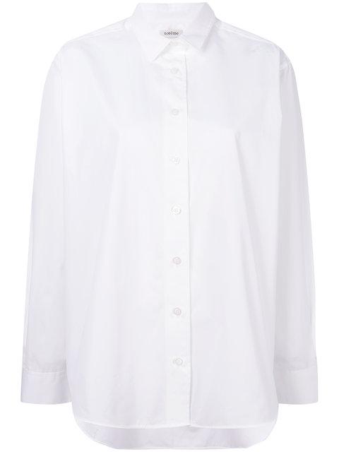 white blouse - Totême/for less