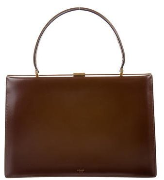 leather bag - Céline / for less
