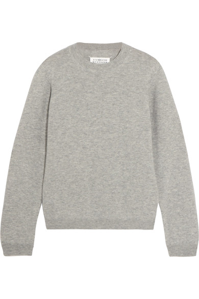 grey relaxed knit - Maison Margiela / for less