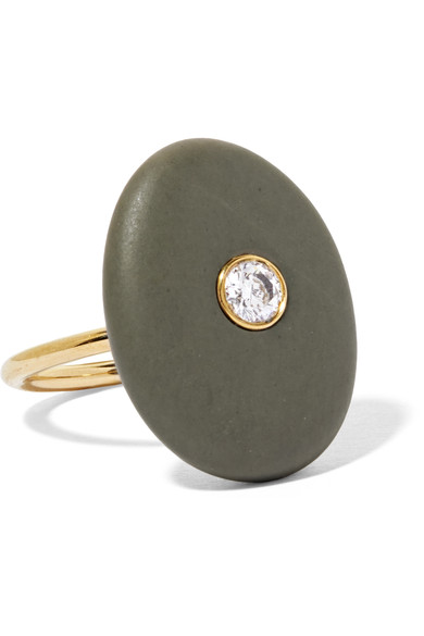 CVC Stones - A beautiful, timeless statement ring, without the statement