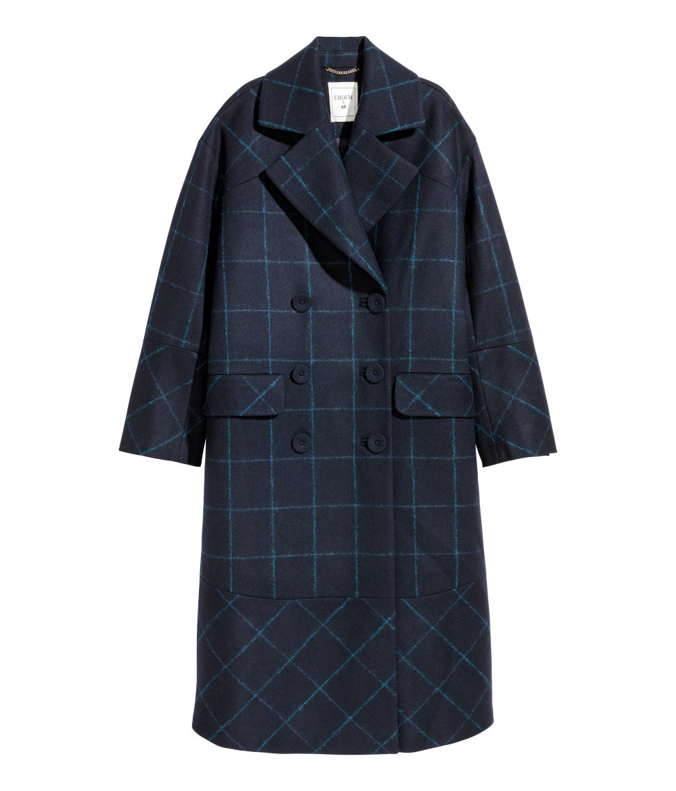 HM check navy coat.jpeg