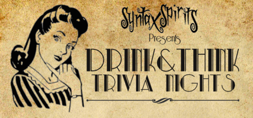 Drink&Think Trivia