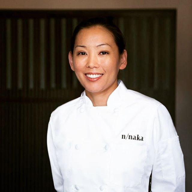 """The best advice I was given was to never stop learning, because the moment you give up and think you know everything, you're already done as a chef, you should just quit."" Niki Nakayama- N/Naka Restaurant"