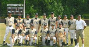 2005 Baseball State Champions