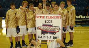 2008 Basketball State Champions