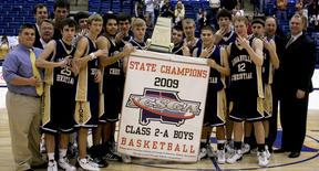 2009 Basketball State Champions