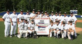 2010 Baseball State Champions