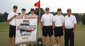 2010 Golf State Champions