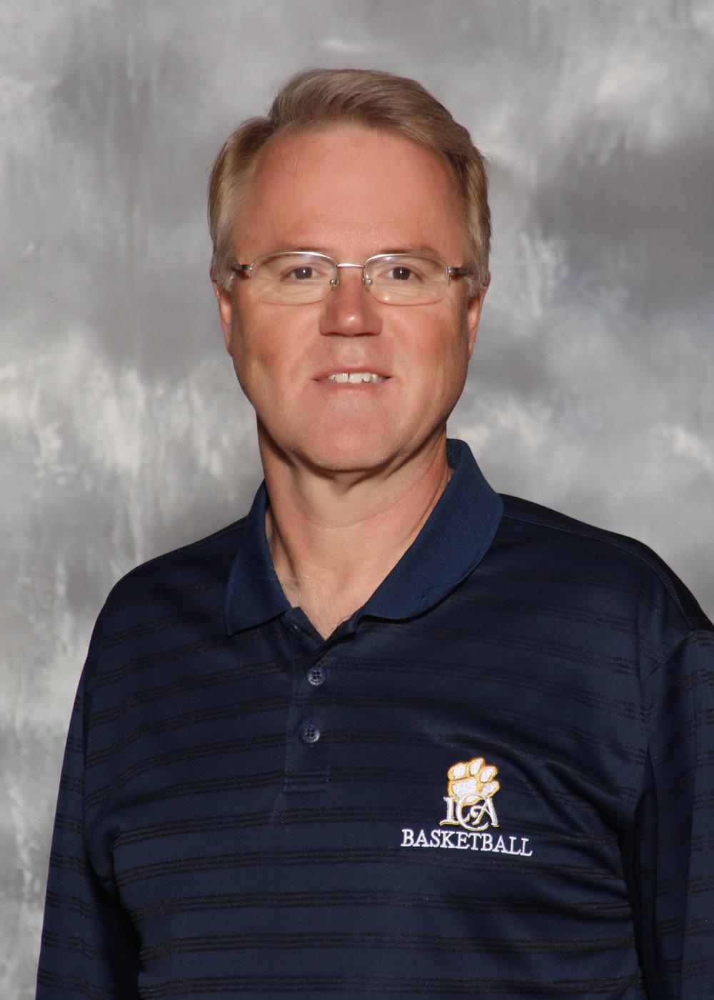 Mark Davis, named Walton Tribune Coach of the Year