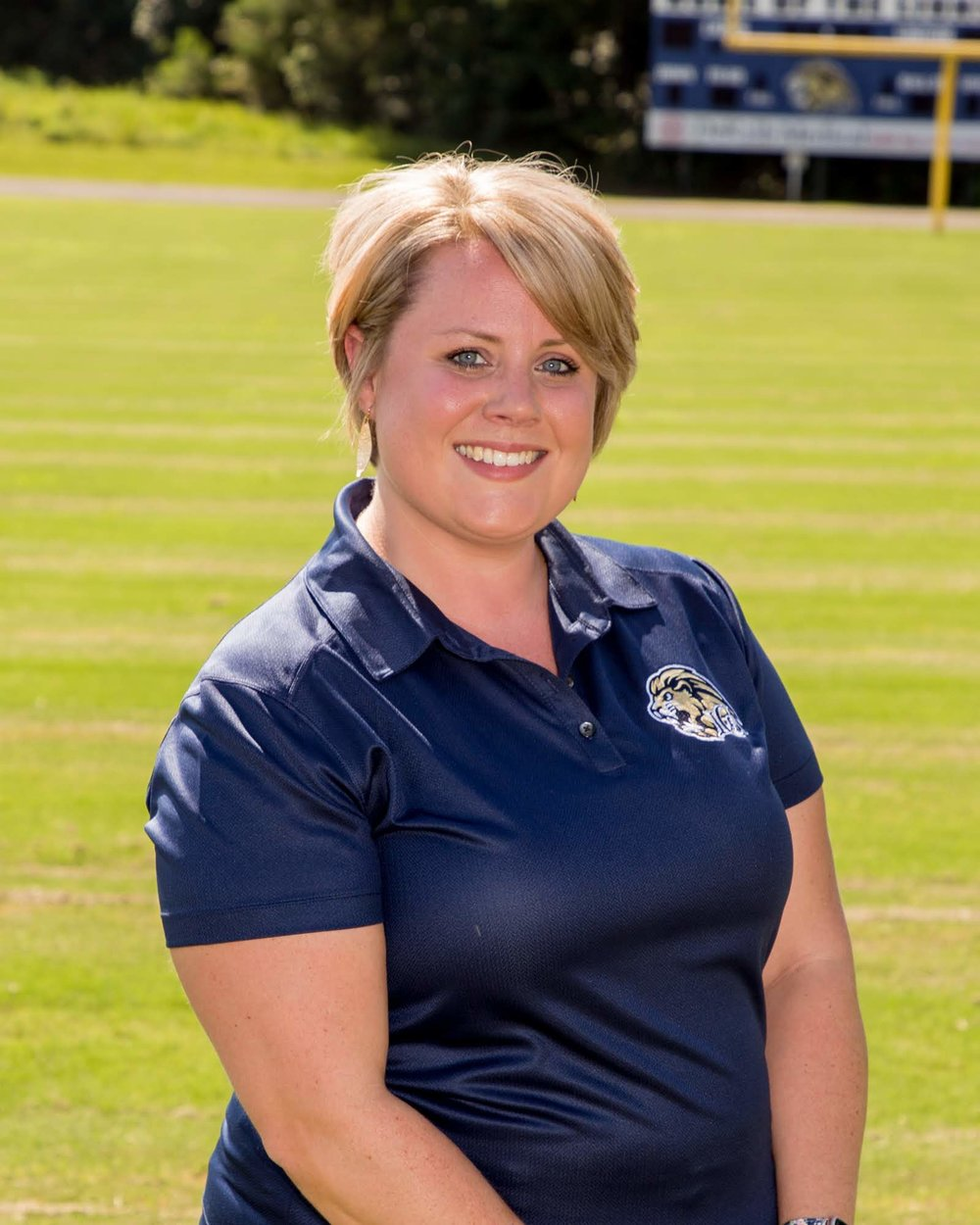 MS Head Coach: Ashley Brown