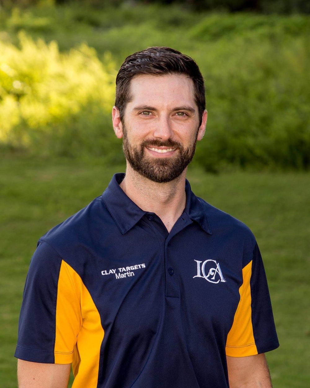 Asst Coach: Andrew Martin