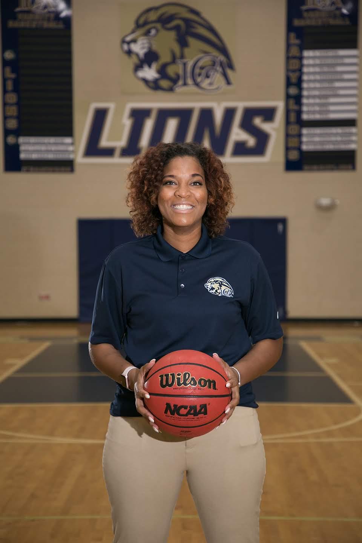 Asst Coach: Dominique Rowe