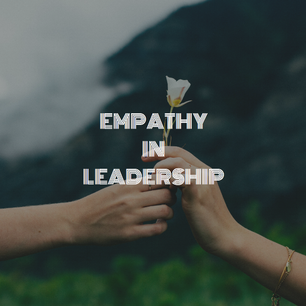 """Empathy is patiently and sincerely seeing the world through the other person's eyes. It is not learned in school; it is cultivated over a lifetime."" - Albert Einstein"