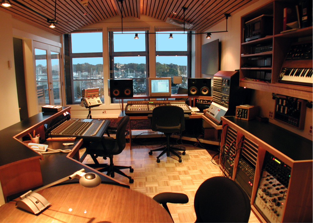 "The ""Suite"" (studio B)"