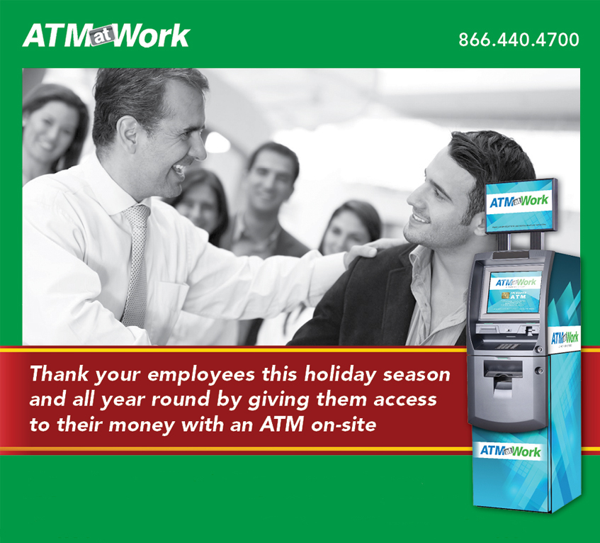thank your employees this holiday season