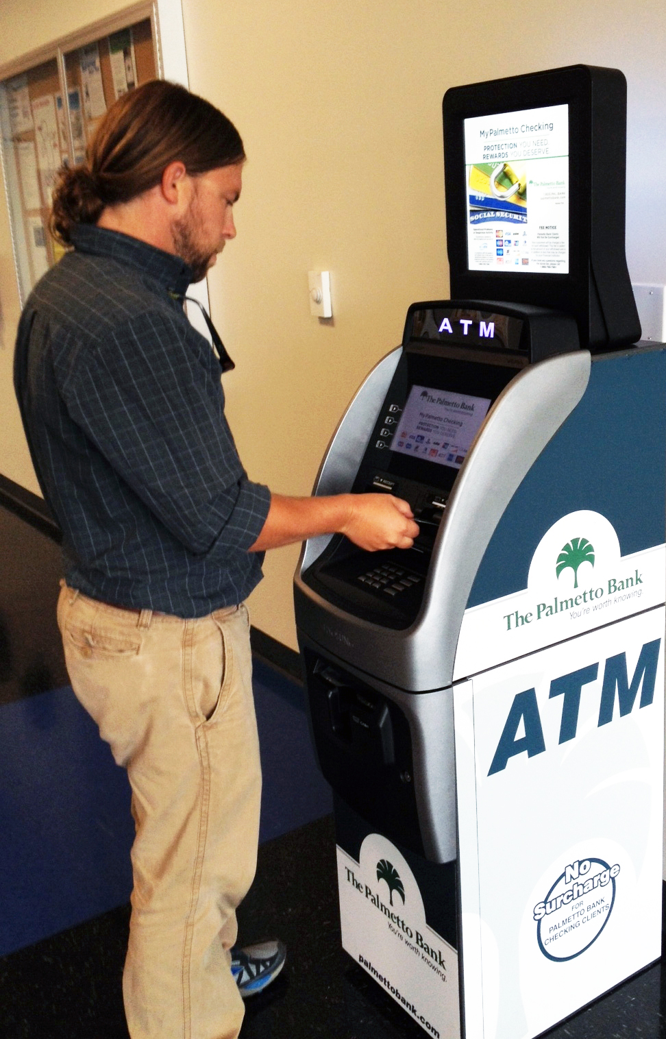 Paycards & an ATM as an employee benefit