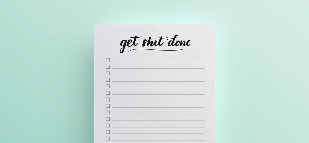To Do List Template — Typerie