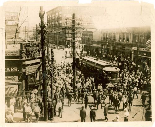 East Saint Louis Riots