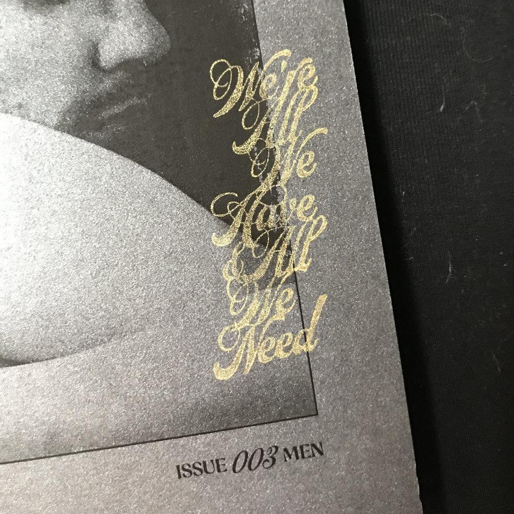 Divine Mag, Issue 3: MEN www.divine-mag.com