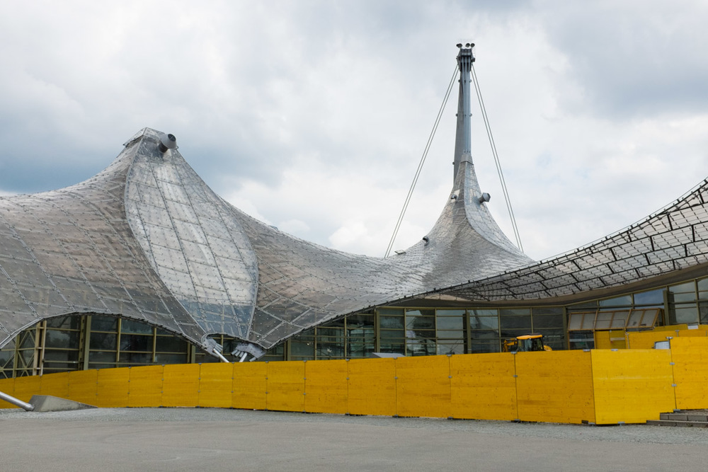 Olympic Swimming Pool, Munich