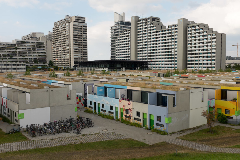 Munich Olympic Village