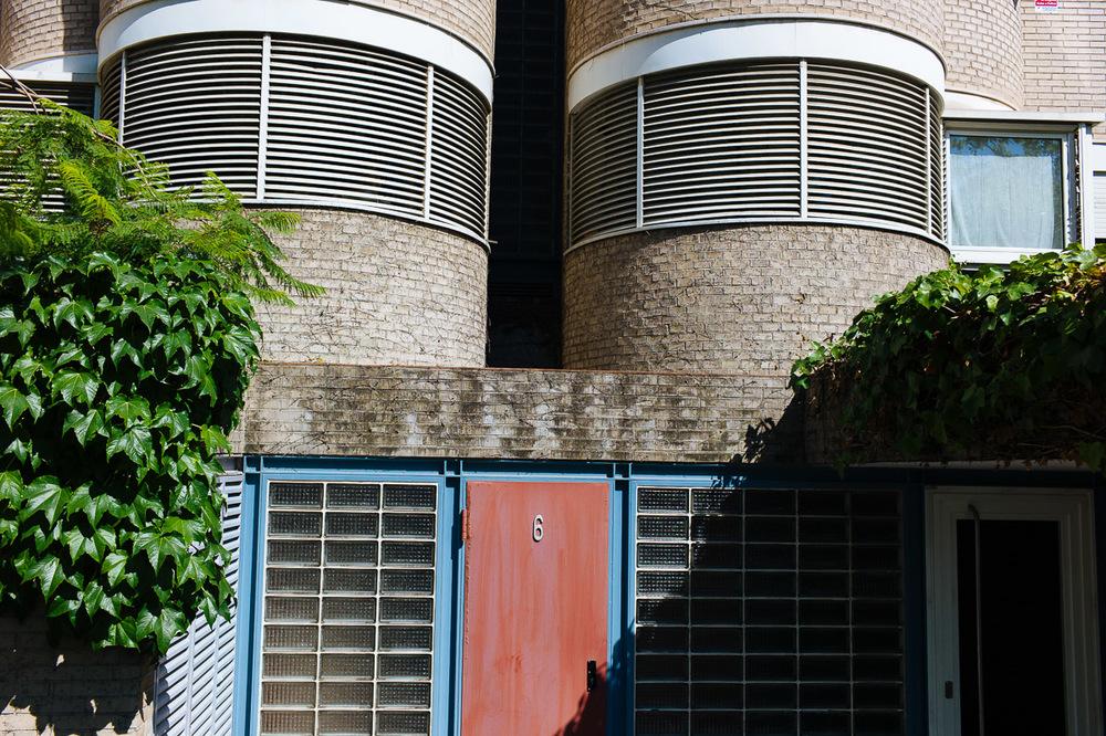 La Vila Olímpica del Poblenou, Barcelona