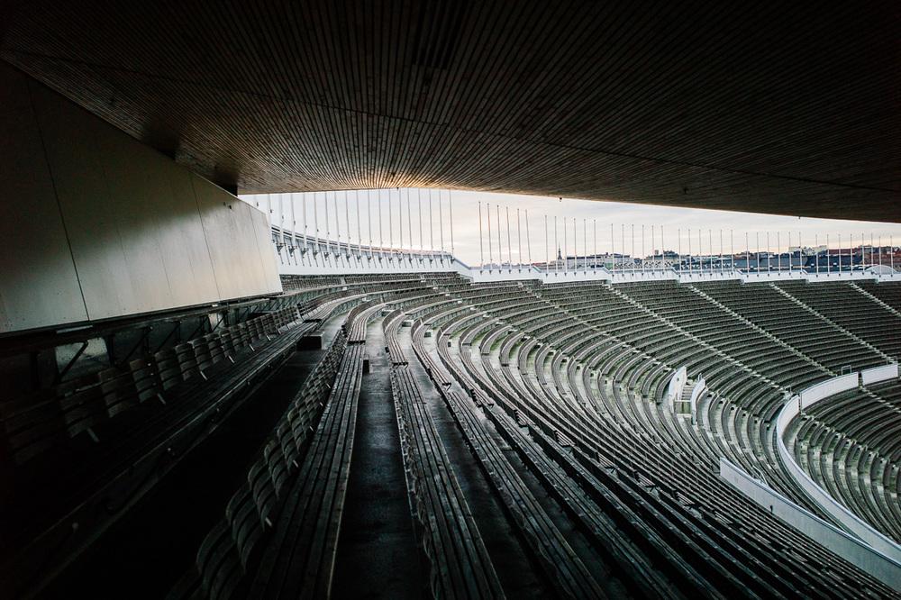 Olympiastadion,Töölö, Helsinki