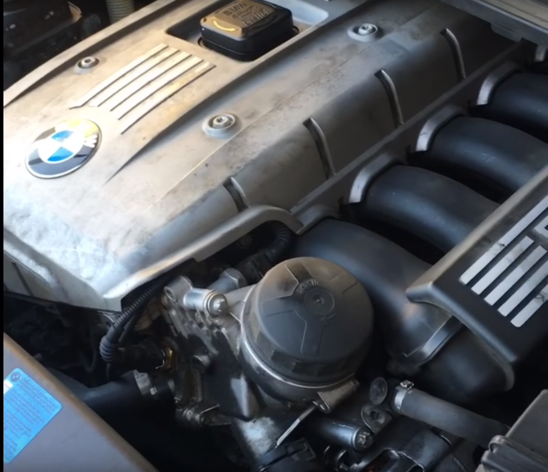 Bmw Oil Filter Housing Leak 325i How To Replace The On A Xi 1090x939