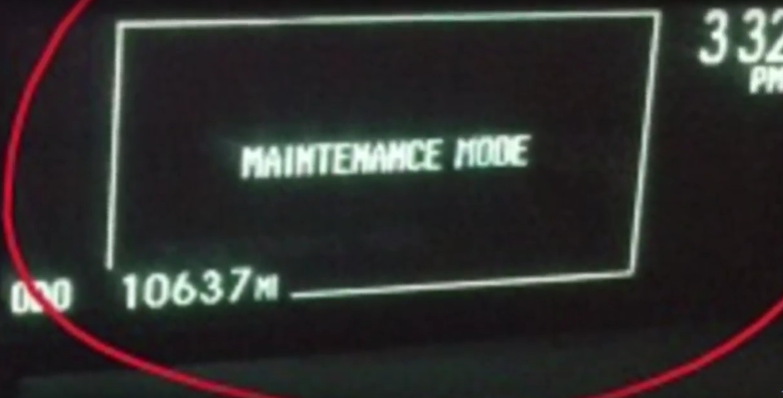 toyota prius maintenance required