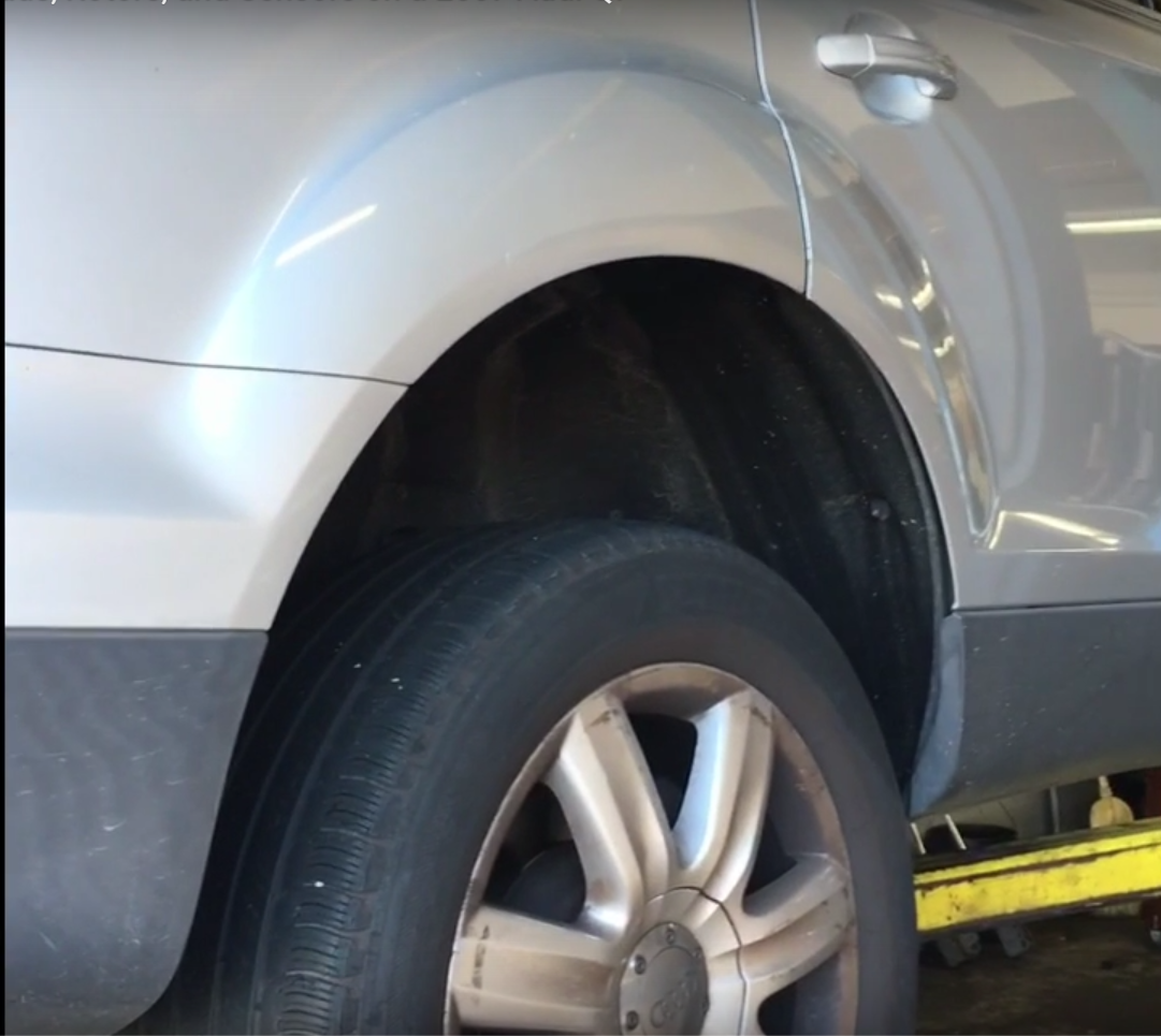 Audi Q7 Brakes: How To Replace Rear Brake Pads, Rotors, And Sensors On A