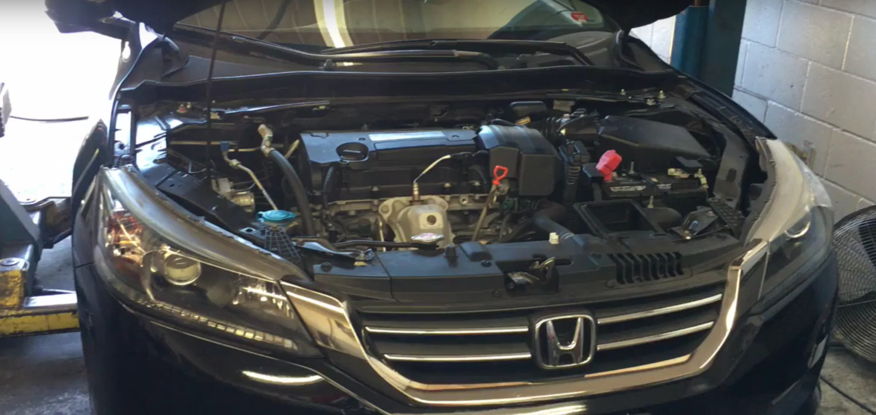 How To Replace The Starter On A 2013 Honda Accord With 24 L Engine Nissan Frontier Diagram
