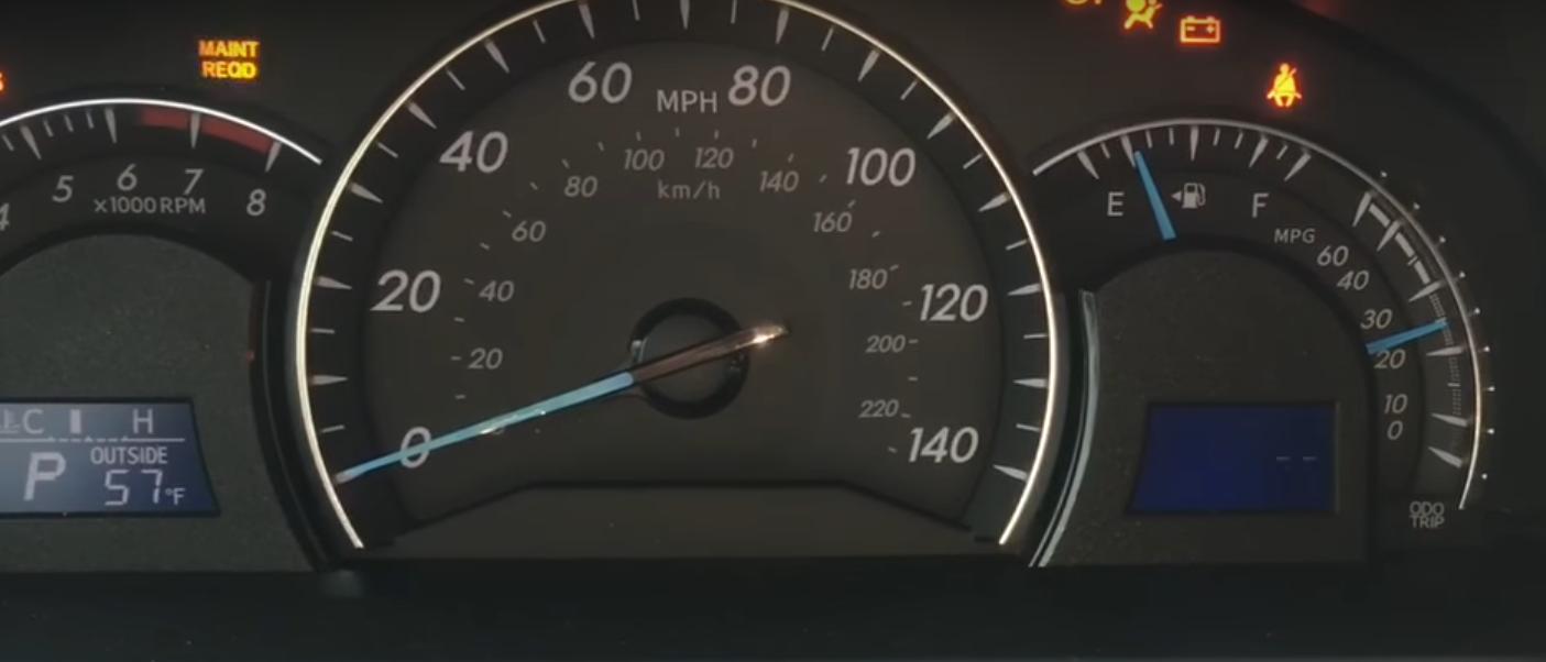 Reset Maintenance Light Toyota Camry 2012 >> How To Reset The Maintenance Required Light On A 2012 2015 Toyota