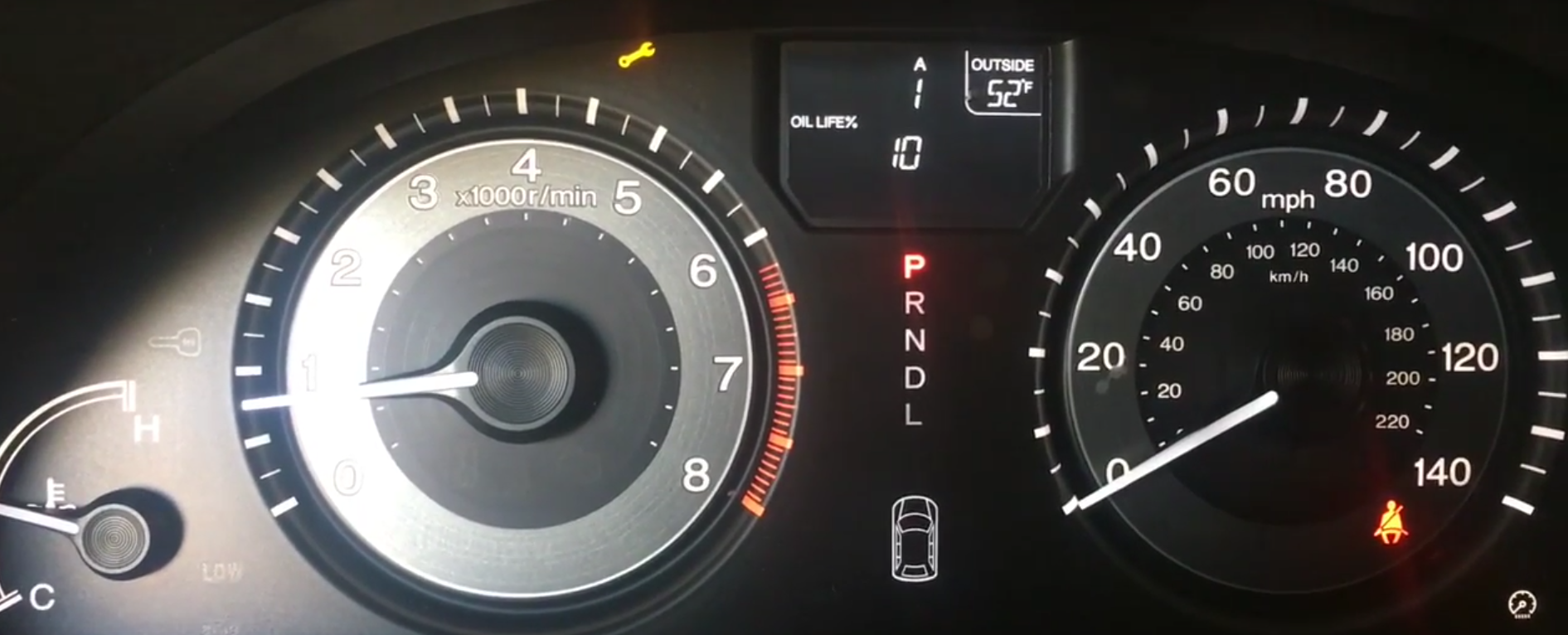 Awesome How To Reset The Oil Life Light On A 2011 2016 Honda Odyssey