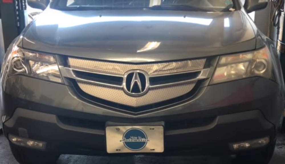 How To Replace Bank Catalytic Converter On A Acura MDX - 2007 acura mdx catalytic converter