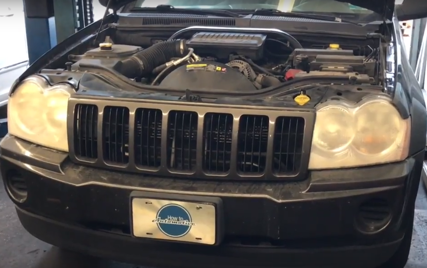 How to Replace the Radiator and Thermostat on a 2005-2010 Jeep Grand